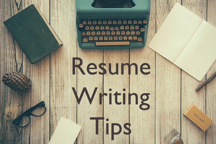 Write A Resume Or Cover Letter
